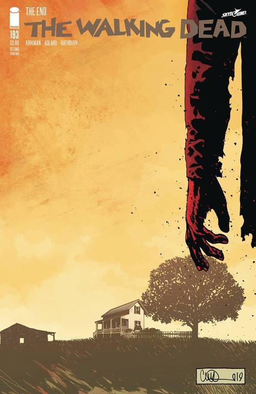 Walking Dead - #193 by Robert Kirkman