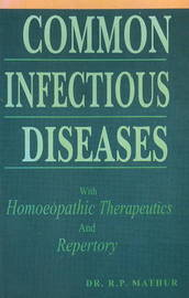 Common Infectious Diseases by R.P. Mathur image