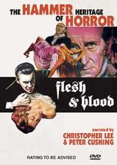 The Hammer Heritage Of Horror - Flesh & Blood on DVD
