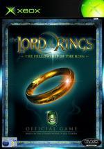 Lord of the Rings, The: The Fellowship of the Ring for Xbox