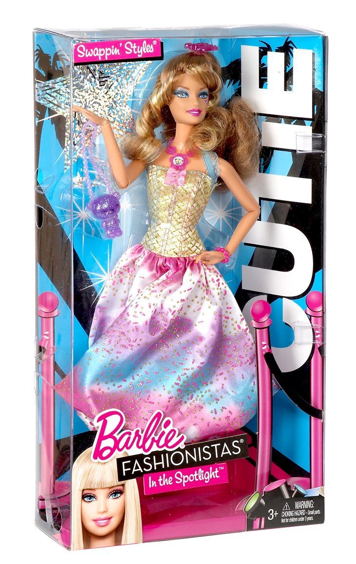 Barbie Fashionistas In The Spotlight - Cutie Gown image