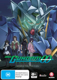 Mobile Suit Gundam 00 - Series Collection on DVD