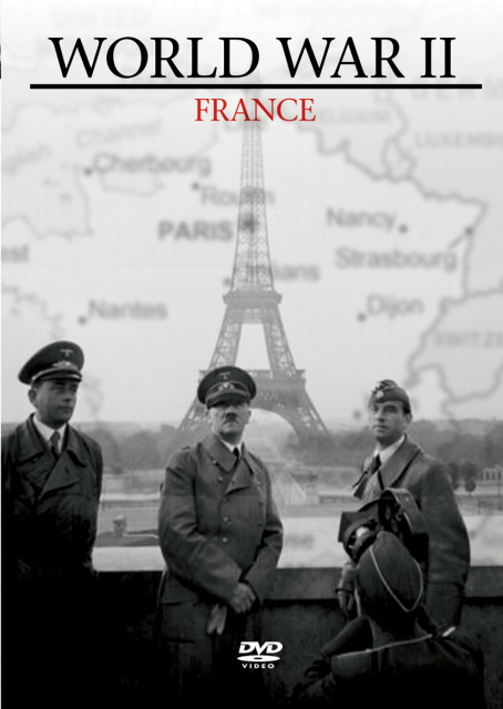 World War II - France on DVD image