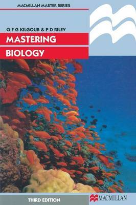 Mastering Biology by O.F.G. Kilgour image