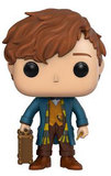 Fantastic Beasts - Newt Pop! Vinyl Figure