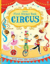 First Sticker Book Circus by Jessica Greenwell