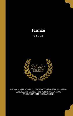 France; Volume 8 by Robert Black