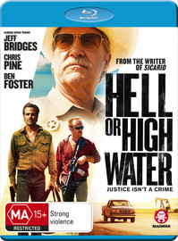 Hell Or High Water on Blu-ray