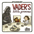 Vader's Little Princess by Jeffrey Brown