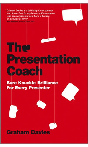 The Presentation Coach by Graham G. Davies image