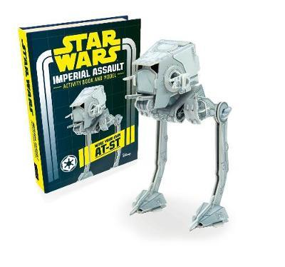 Star Wars Rogue One Book and Model: Make Your Own U-wing by Lucasfilm Ltd