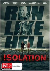 Isolation on DVD