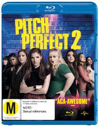Pitch Perfect 2 on Blu-ray
