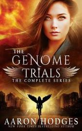 The Genome Trials by Aaron Hodges image
