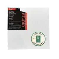 Jasart: Studio Thick Edge Canvas - 6 x 6