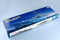 Trumpeter 1/350 HMS HOOD - Scale Model