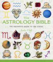 The Astrology Bible: The Definitive Guide to the Zodiac by Judy Hall image