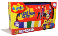 The Wiggles: Plush Keyboard - With Sound