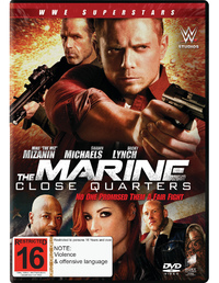 The Marine 6: Close Quarters on DVD