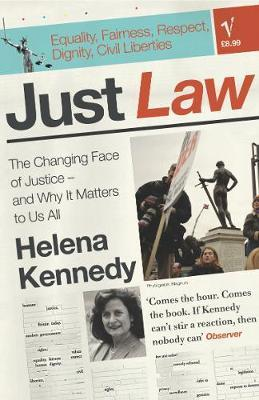 Just Law by Helena Kennedy image