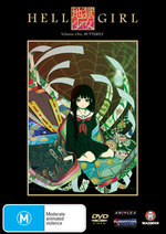 Hell Girl - Vol. 1: Butterfly on DVD