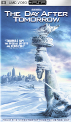The Day After Tomorrow for PSP