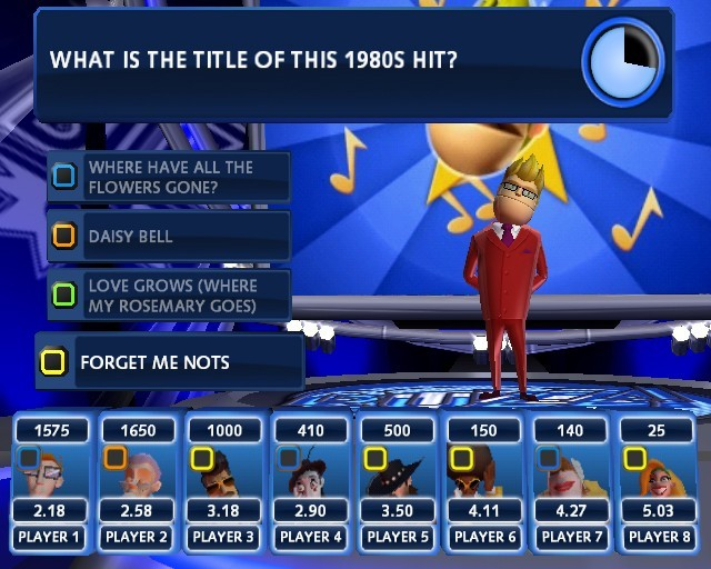 Buzz! Mega Quiz for PlayStation 2 image
