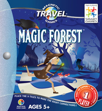 Magnetic Travel Magic Forest Game