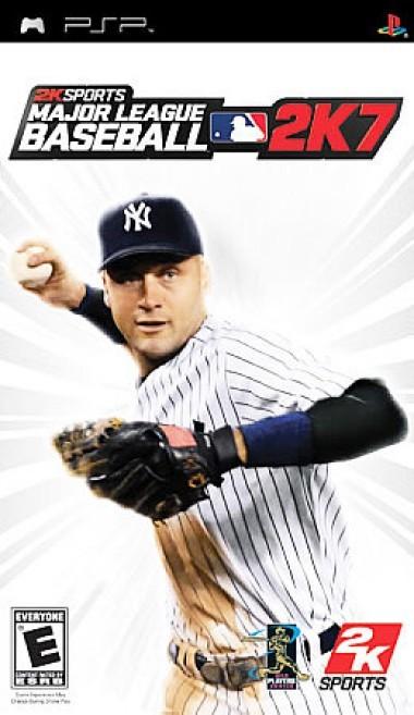 Major League Baseball 2K7 for PSP