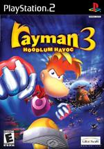 Rayman 3 for PS2