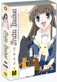 Fruits Basket Complete Collection (Fatpack) on DVD