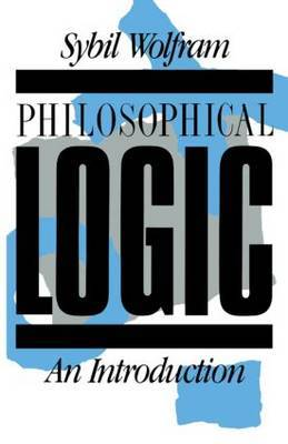 Philosophical Logic by Sybil Wolfram image