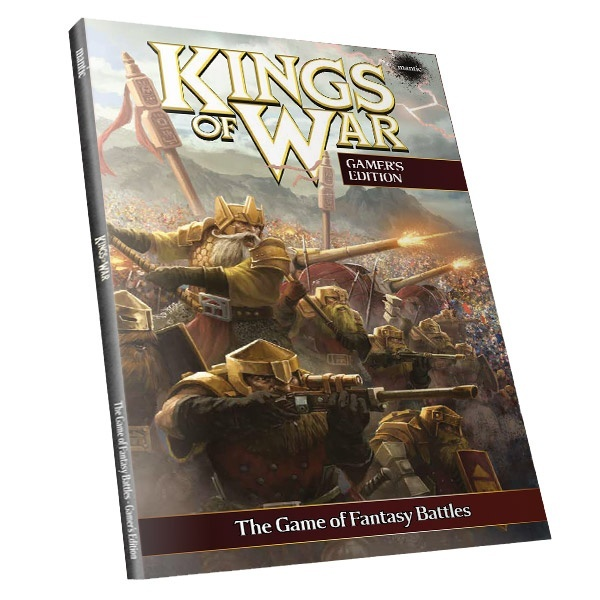Kings of War 2nd Edition Deluxe Game Edition image