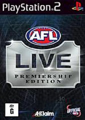 AFL Live Premiership Edition for PlayStation 2