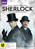 Sherlock: The Abominable Bride DVD