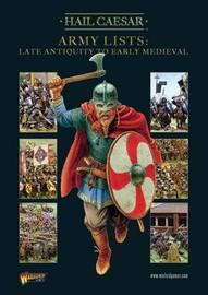 Hail Caesar Army Lists by Rick Priestley