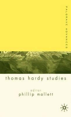 Palgrave Advances in Thomas Hardy Studies image