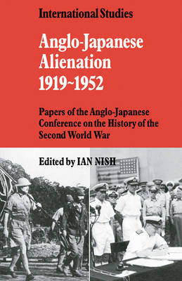 Anglo-Japanese Alienation 1919-1952