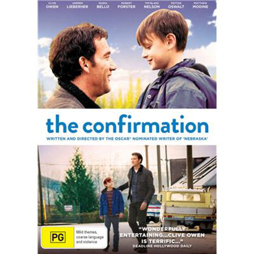 The Confirmation on DVD