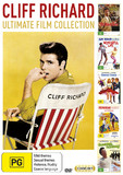 Cliff Richard Ultimate Film Collection on DVD
