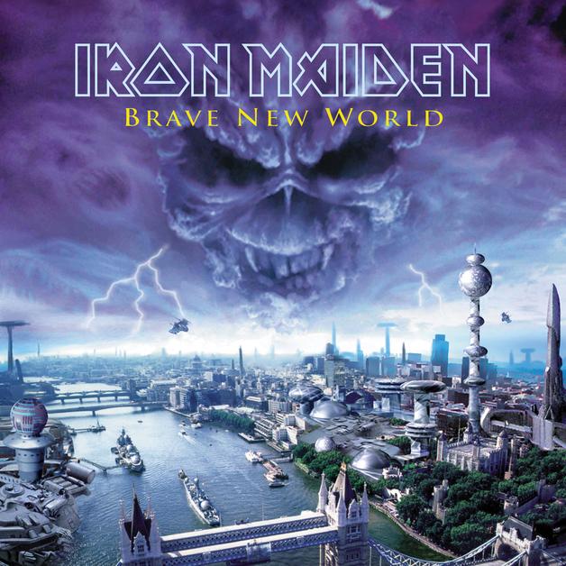 Brave New World (2LP) by Iron Maiden