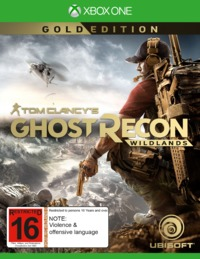 Tom Clancy's Ghost Recon: Wildlands Gold Edition for Xbox One