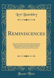 Reminiscences by Levi Beardsley image