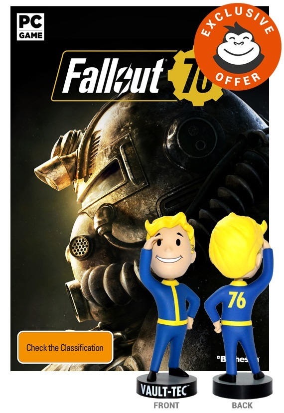 Fallout 76 (code in box) for PC Games image