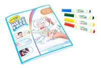 Crayola: Colour Wonder - Stow & Go Travel Kit