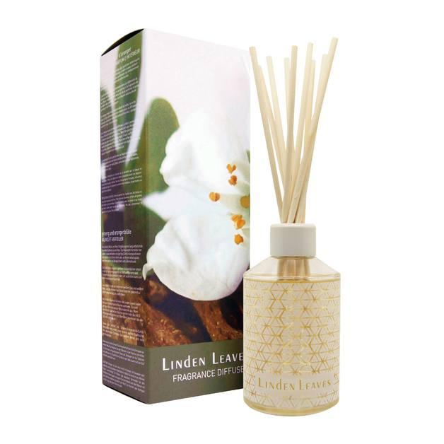 Linden Leaves Fragrance Diffused - Ginseng and Orange Blossom