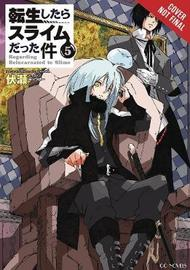 That Time I Got Reincarnated as a Slime, Vol. 5 (light novel) by Fuse