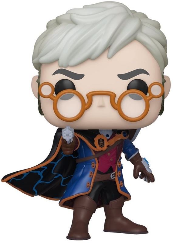 Critical Role: Percival de Rolo III - Pop! Vinyl Figure
