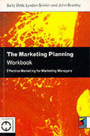 The Marketing Planning Workbook by Sally Dibb image