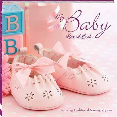 My Baby Record Book (Pink) image